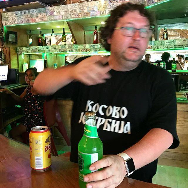 Cocktail Beer Kiribati