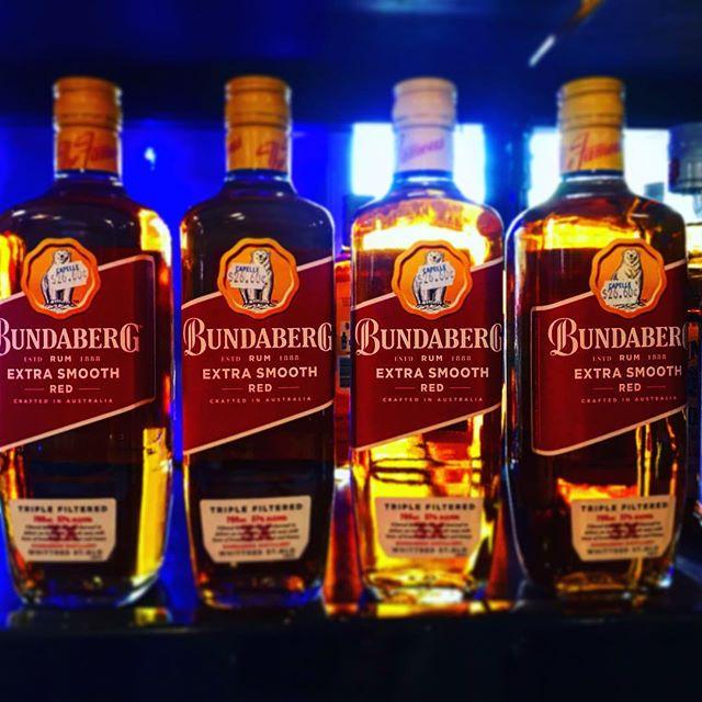 Nauru Bundaberg Rum