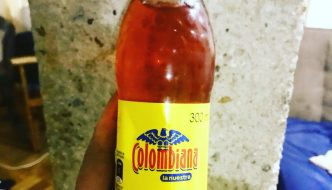 "Colombiana the ""Irn Bru"" of Colombia"