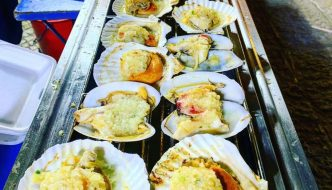 Best Street food of Macao