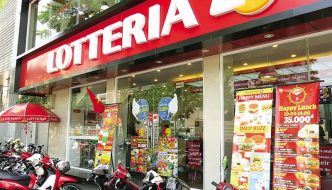 Vietnamese Fast Food – Lotteria