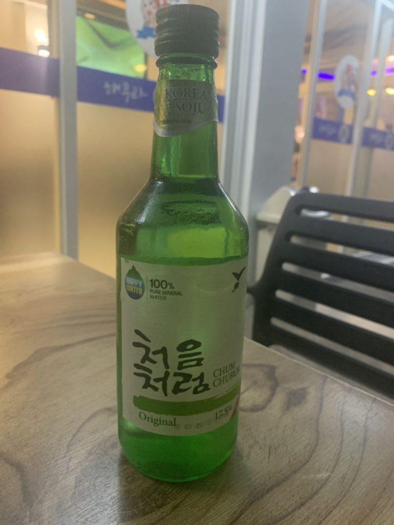Koreatown Soju