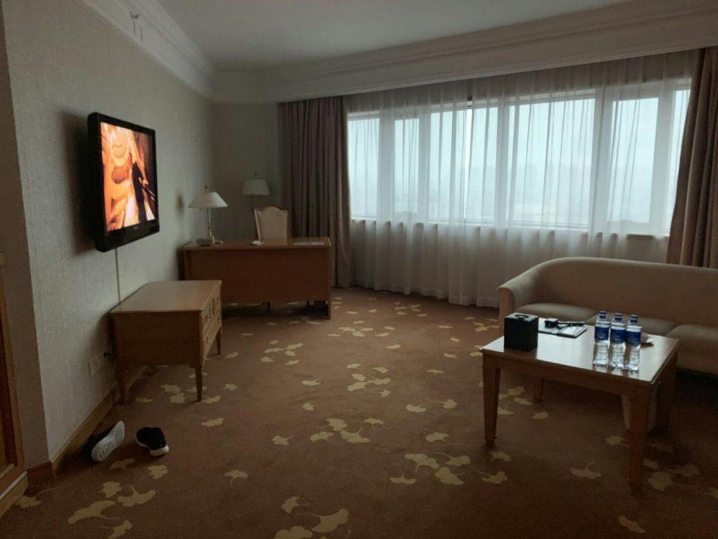 hotels in Dongguan China