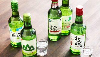 Drink Soju