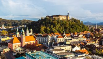 Eating and Drinking in Ljubljana