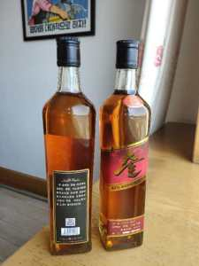 North Korea launches whisky