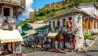 Albanian Cities – The Gjrokaster Guide