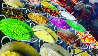 Epic Images of Street Food